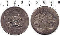 Изображение Монеты Эфиопия 2 бирра 1982 Медно-никель UNC