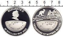 Изображение Монеты Австралия и Океания Фиджи 10 долларов 2012 Серебро Proof
