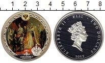 Изображение Монеты Фиджи 2 доллара 2012 Серебро Proof-