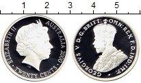 Изображение Монеты Австралия и Океания Австралия 20 центов 2000 Серебро Proof