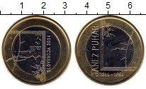 Изображение Монеты Словения 3 евро 2014 Биметалл UNC-