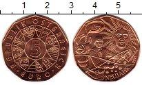 Изображение Монеты Европа Австрия 5 евро 2014 Медь UNC