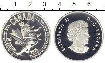 Изображение Монеты Канада 10 долларов 2015 Серебро Proof