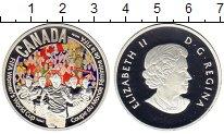 Изображение Монеты Северная Америка Канада 10 долларов 2015 Серебро Proof
