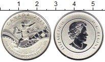 Изображение Монеты Канада 20 долларов 2015 Серебро UNC