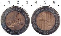 Изображение Монеты Европа Андорра 2 динерса 1985 Биметалл XF