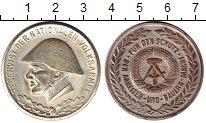 Изображение Монеты ГДР Медаль 0 Посеребрение VF Медаль резервиста (О