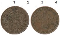 Изображение Монеты Хайдарабад 2 пайя 1904 Медь VF