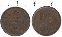 Изображение Монеты Индия 1/12 анны 1887 Медь VF