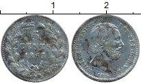 Изображение Монеты Европа Нидерланды 5 центов 1863 Серебро VF