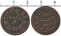 Изображение Монеты Азия Кач 1 докдо 1884 Медь XF-