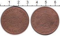Изображение Монеты Нидерландская Индия 2 1/2 цента 1914 Бронза VF