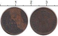 Изображение Монеты Индия 1/12 анны 1895 Медь VF