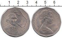 Изображение Монеты Австралия и Океания Австралия 50 центов 1970 Медно-никель XF