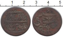 Изображение Монеты Индия Бенгаль 1 пайс 0 Медь VF
