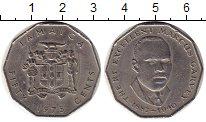 Изображение Монеты Северная Америка Ямайка 50 центов 1975 Медно-никель XF