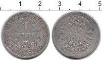 Изображение Монеты Германия 1 марка 1875 Серебро VF G