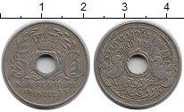 Изображение Монеты Нидерландская Индия 5 центов 1913 Медно-никель XF