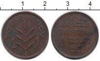 Изображение Монеты Азия Палестина 1 мил 1927 Бронза VF