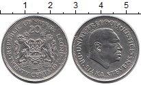 Изображение Монеты Сьерра-Леоне 20 центов 1978 Медно-никель XF
