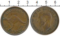 Изображение Монеты Австралия и Океания Австралия 1 пенни 1943 Бронза XF
