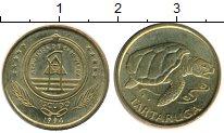 Изображение Монеты Африка Кабо-Верде 1 эскудо 1994 Латунь UNC-