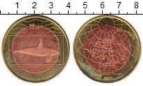 Изображение Монеты Антарктика Северный Полюс 10 рублей 2012 Биметалл UNC-