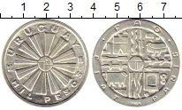 Изображение Монеты Южная Америка Уругвай 1000 песо 1969 Серебро UNC