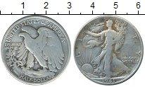 Изображение Монеты Северная Америка США 1/2 доллара 1941 Серебро VF