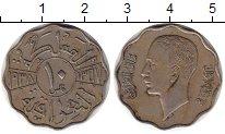 Изображение Монеты Азия Ирак 10 филс 1938 Медно-никель VF