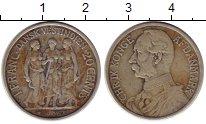 Изображение Монеты Европа Дания 20 центов 1905 Серебро XF-
