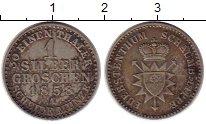 Изображение Монеты Германия Шаумбург-Липпе 1 грош 1858 Серебро VF