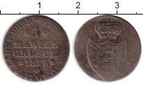 Изображение Монеты Германия Шаумбург-Липпе 1 марьенгрош 1828 Серебро VF