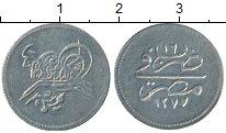 Изображение Монеты Египет 1 кирш 1884 Серебро