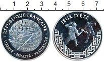 Изображение Монеты Франция 1 1/2 евро 2000 Серебро