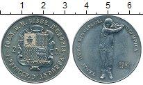 Изображение Монеты Европа Андорра 2 динерса 1987 Медно-никель