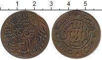 Изображение Монеты Азия Йемен 1/40 реала 1341 Медь