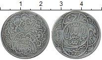 Изображение Монеты Азия Йемен 1/40 реала 1351 Серебро