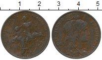 Изображение Монеты Франция 5 сантим 1917 Бронза