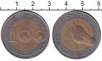 Изображение Монеты Алжир 100 динар 2000 Биметалл