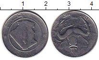 Изображение Монеты Алжир 1 динар 2006 Сталь