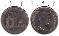 Изображение Монеты Азия Иордания 5 пиастров 2008 Медно-никель XF