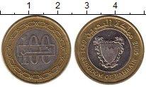 Изображение Монеты Азия Бахрейн 100 филс 2009 Биметалл XF