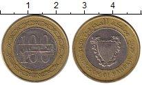 Изображение Монеты Бахрейн 100 филс 2009 Биметалл XF