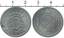 Изображение Монеты Португальская Индия 1 эскудо 1959 Медно-никель VF