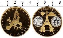 Изображение Монеты Европа Германия Жетон 0 Латунь Proof