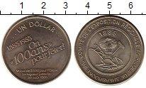 Изображение Мелочь Канада 1 доллар 1985 Медно-никель UNC