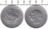 Изображение Монеты Германия Вестфалия 50000000 марок 1923 Алюминий XF