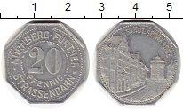 Изображение Мелочь Германия : Нотгельды 20 пфеннигов 1920 Алюминий UNC-