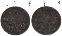 Изображение Монеты Германия Бранденбург 6 пфеннигов 1740 Медь VF